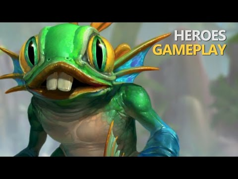 Heroes - One Fish Two Fish (Murky Gameplay)