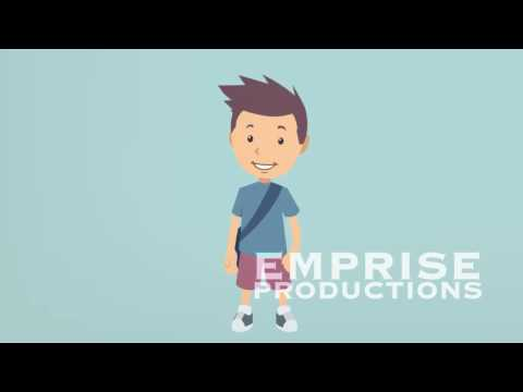 Gravity 2D Video made by Emprise Productions