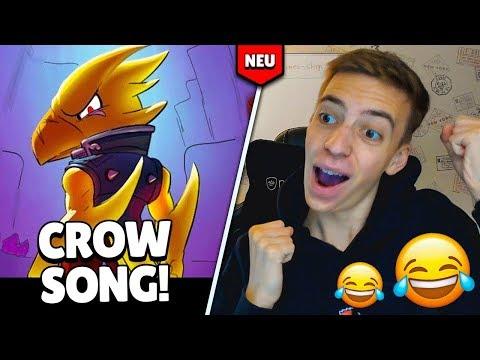 Der OFFIZIELLE CROW RAPPT SONG!! П��😈 ˜� Brawl Stars Deutsch