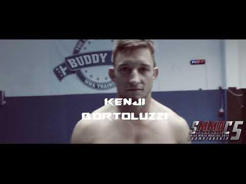 Kenji Bortoluzzi Titelkampf bei SMMAC 5