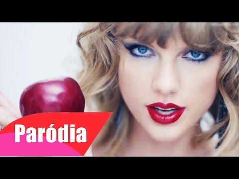 Taylor Swift - Blank Space (Paródia/Redublagem)