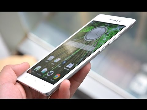 Oppo R5 | the thinnest smartphones