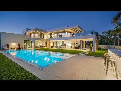 New Modern Villa Beachside Marbella, Spain | 5.450.000 €
