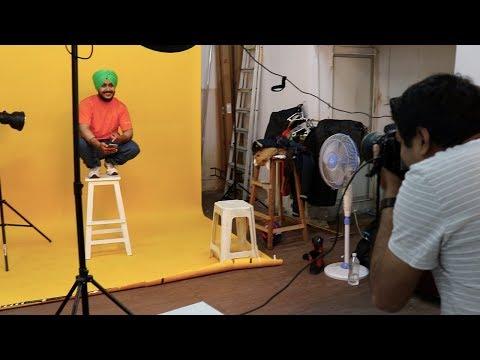 Professional modeling portfolio shoot   outdoor and studio photography creative ideas