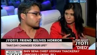 Delhi gang-rape victim