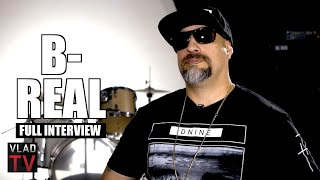 B-Real on Dad Shot 12 Times, Joining Bloods, Forming Cypress Hill, Ice Cube Beef (Full Interview)