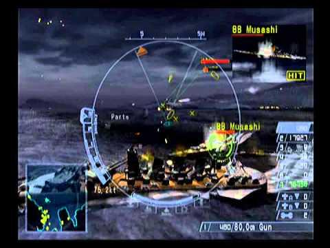 Warship Gunner 2 VG500 Test |