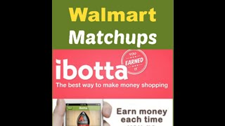 HOW IBOTTA WORKS AND HOW I SAVED MONEY USING IT AT WALMART