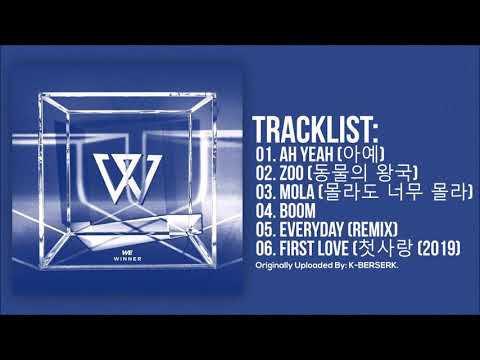 [Full Album] WINNER - WE