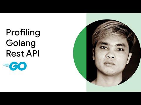 Profiling Golang REST API
