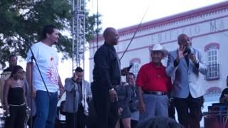 Concurso de Baile de la Sonora Dinamita en Matamoros Tamaulipas 2013