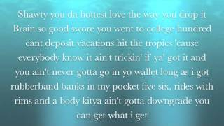 T.I - Whatever you like (Lyrics on screen)
