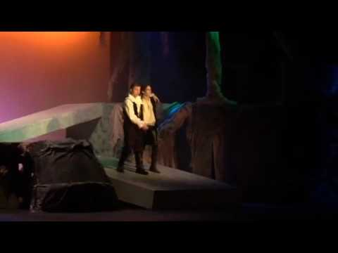 Agony from Into the Woods