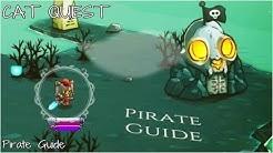 """CAT QUEST """"Pirate Guide"""""""