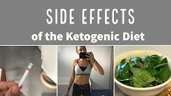 KETOGENIC DIET'S SIDE EFFECTS // LOSS OF PERIOD // KETO FLU