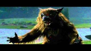 werewolf transformation - nature of the beast