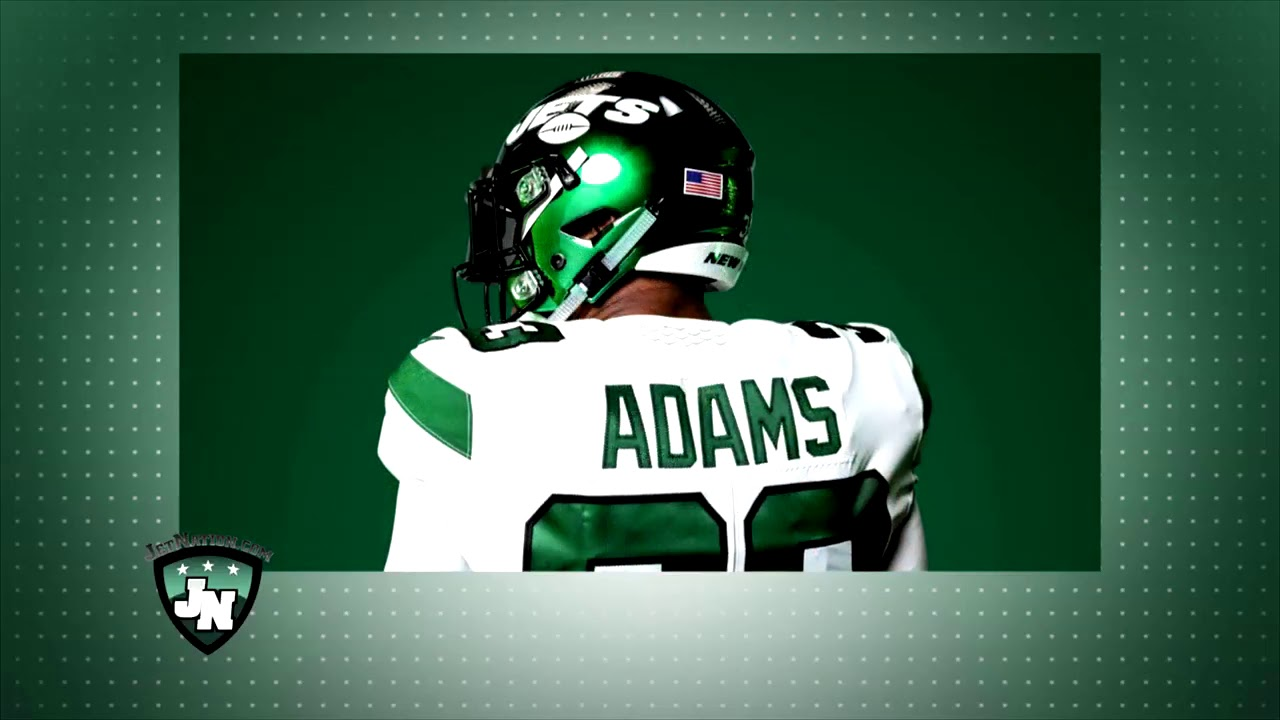 c7d2ac9f2 New Jets Uniforms Explained - YouTube