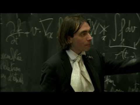 Lagrange Bicentenary - Cédric Villani's conference