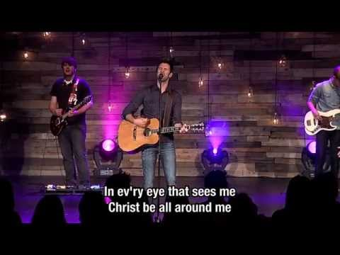 Christ Be All Around Me - Michael W Smith Cover (by Central Community Church & Greg Sykes)