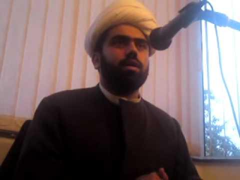 Shahadat Majlis (Part 4/6) of Bibi Khadija-tul-Kub...