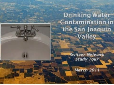 Contaminated Drinking Water in California's Central Valley with Switzer Fellow Carolina Balazs