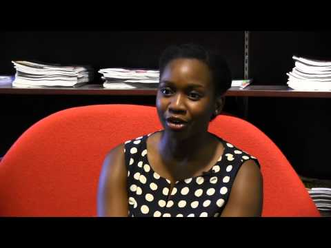 Graduation 2014: Michelle Mbekeani on her political heritage ...