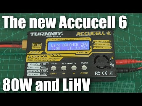 Quick Review: Accucell 6 LiHV Charger