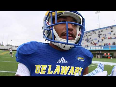 2015 Delaware Football Highlights