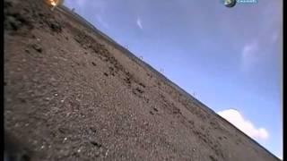 Скоростной  спуск на велосипеде, видео(Видео екстремального спуска с горы на велосипеде., 2012-01-16T16:27:57.000Z)