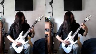 Children Of Bodom - Triple Corpse Hammerblow (Guitar Cover)