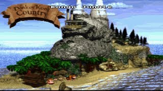 Donkey Kong Country PC  Gameplay Ep. 1