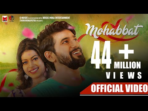 Mohabbat   Toh Dil Mo Ashiyana I Raja D   Jay   Cookies   Official Video   G Music.