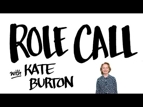 Role Call: Kate Burton of PRESENT LAUGHTER