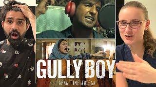 GULLY BOY Trailer Reaction| Ranveer Singh| Alia Bhatt| Zoya Akhtar