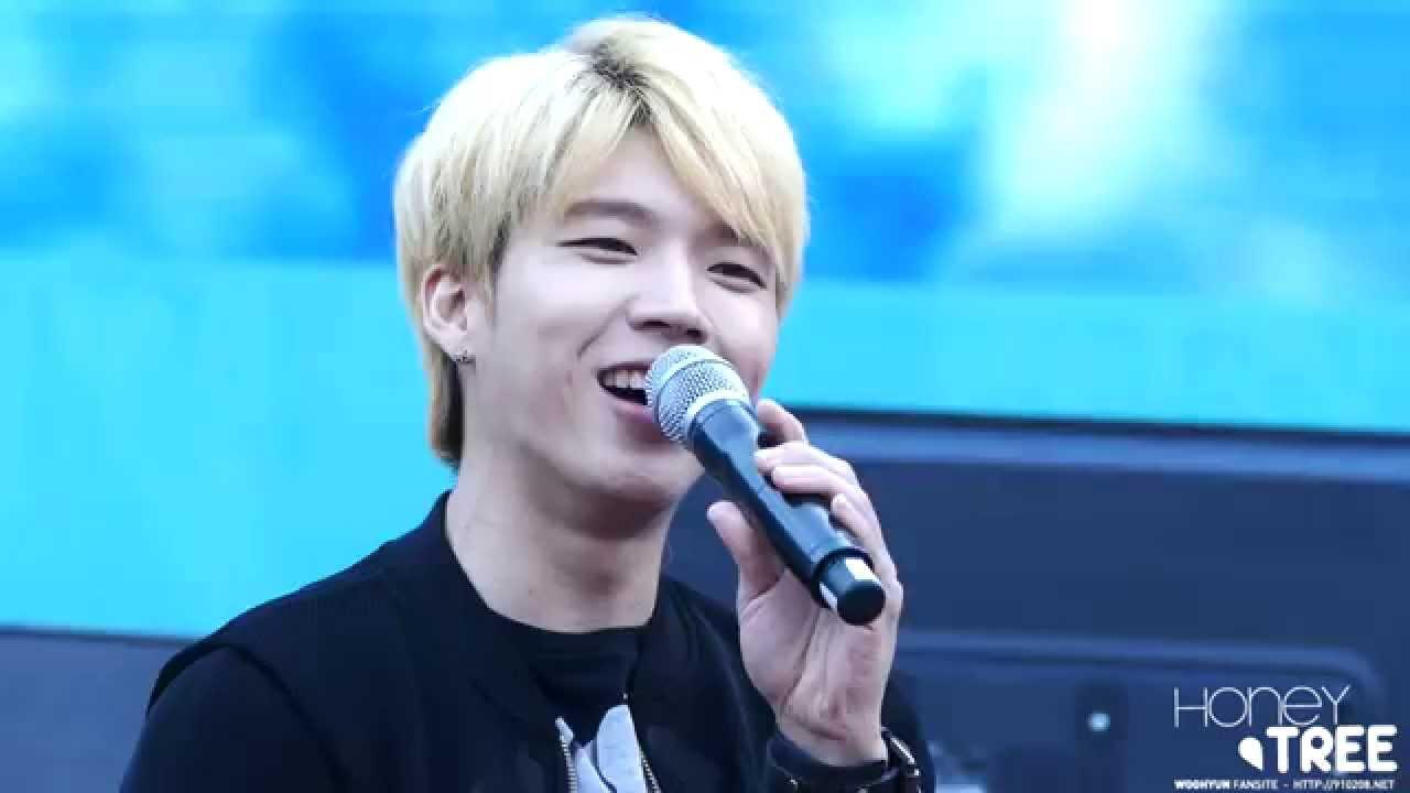 Download 150912 하나은행 한마음콘서트 - INFINITE WOOHYUN 우현♥
