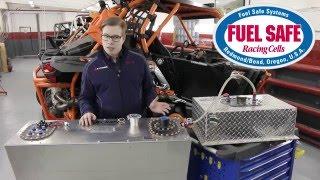 Обзор топливных баков компании Fuel Safe