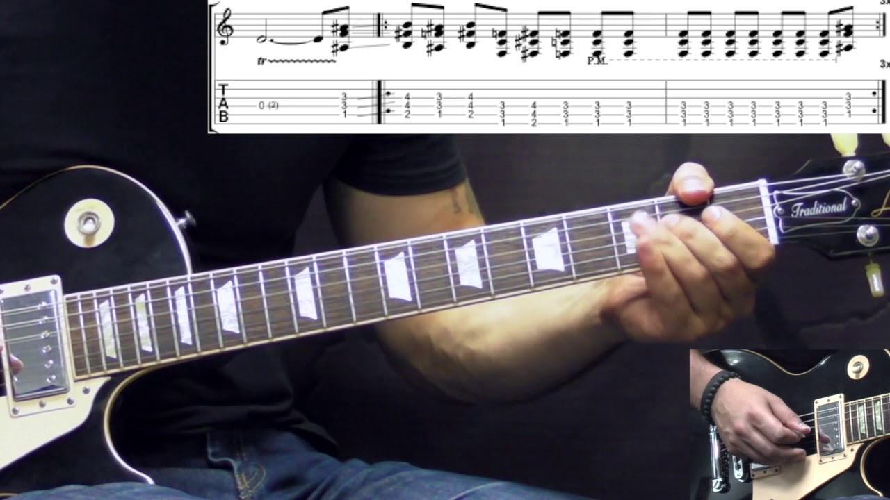 Alice In Chains Bleed The Freak Rhythm Alternative Guitar