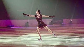 Evgenia Medvedeva Евгения Медведева Анна Каренина 14 04 2021 Шоу Чемпионы на льду Санкт Петербург