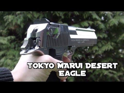 Desert Eagle GBB Chrome - Tokyo Marui