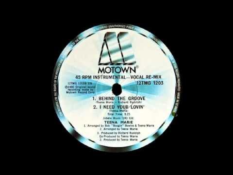 R.I.P. Teena Marie - I Need Your Lovin'