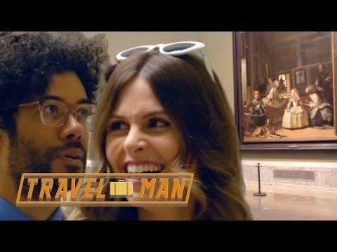 Richard & Ellie Taylor on Madrid's art | Travel Man Extra