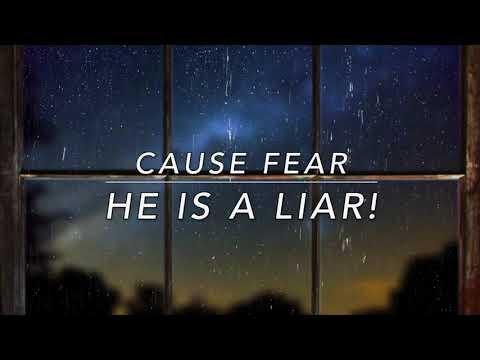 Zach Williams - Fear Is a Liar - Instrumental with Lyric Video