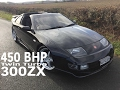 450+BHP TWIN TURBO 300ZX REVIEW!