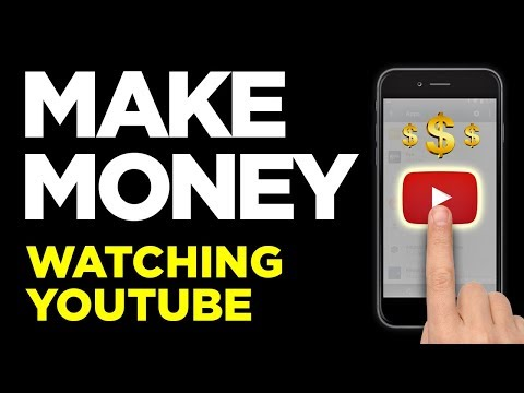 Make Money Fast Watching YouTube Videos On The Couch