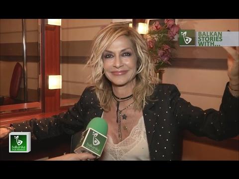Anna Vissi - Interview on Balkanika Music Television [fannatics.gr]