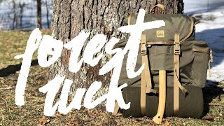 What's INSIDE the Hidden Woodsmen Forest Rucksack