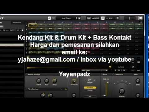 Tes SAMPLING Demo Gendang Bijian - Oplosan - No Mixing No Mastering, Just Mixdown !
