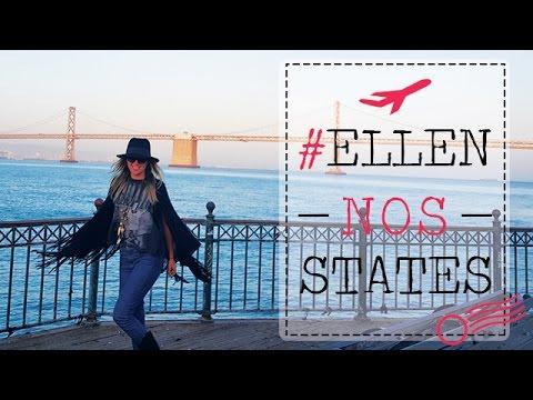 Ellen Jabour Descobrindo o Mundo - Episódio 4: San Francisco