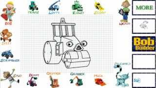 How To Draw Roley from Bob The Builder - Video