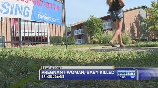 Pregnant woman and baby killed in Lexington shooting - 5